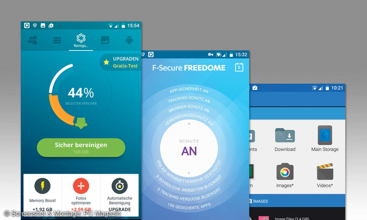 Beste Android System Apps