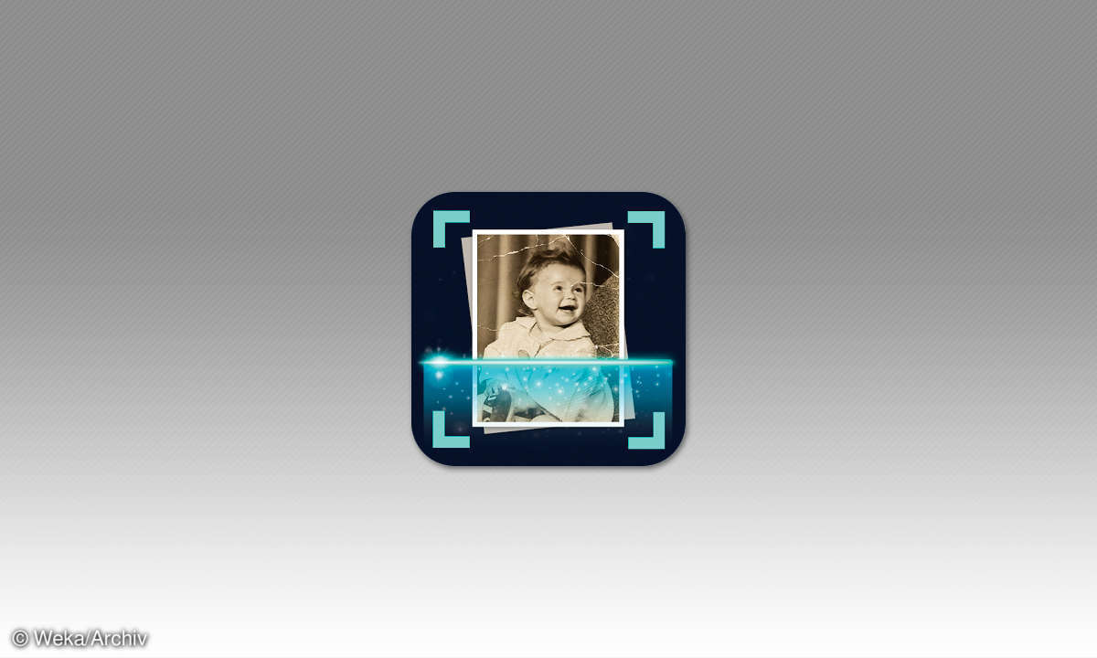 Icon Photo Scanner