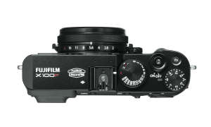 Fujifilm X100 black top