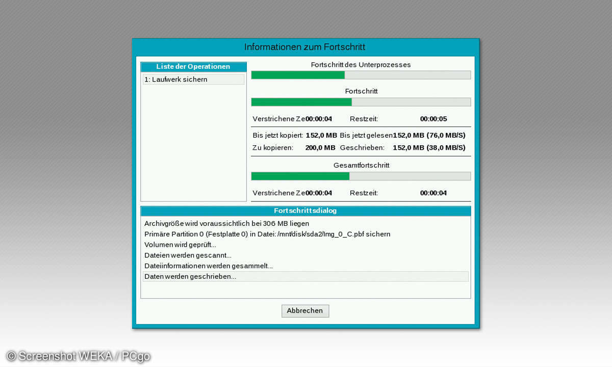 Backup & Recovery 14 Free
