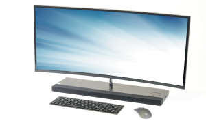HP Envy Curved AIO 34-b000ng
