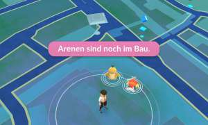 pokemon go pokestop zu arena