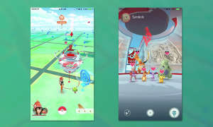 Pokemon GO Arena
