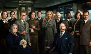 Szenenfoto Murder on the Orient Express Fox