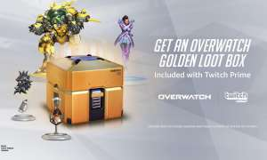 Overwatch Twitch Prime Loot