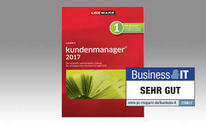 Lexware Kundenmanager 2017 Basis
