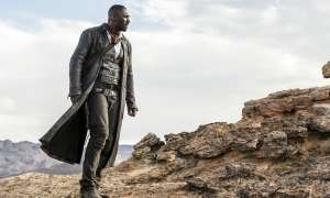 The Dark Tower Idris Elba Stephen King