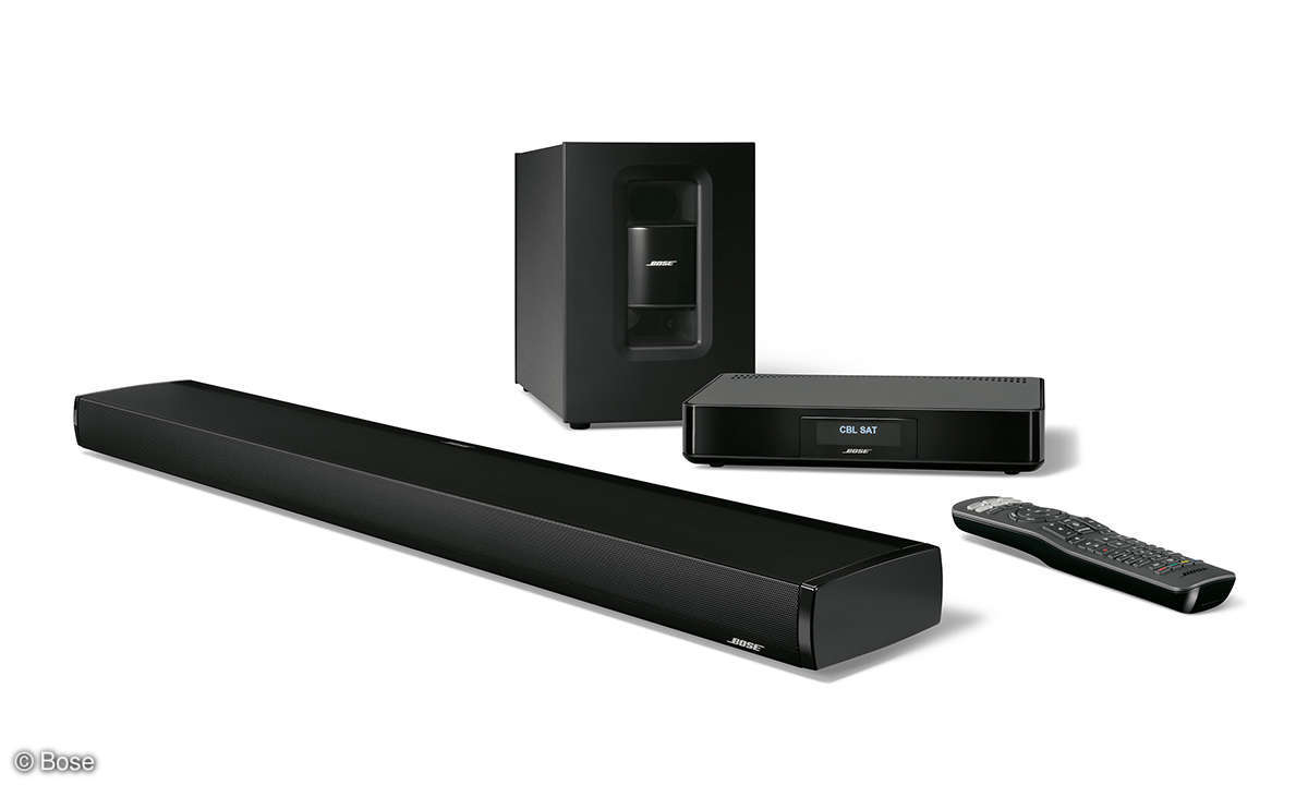 Bose SoundTouch 130 im Test