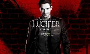 Amazon Prime Video August - Lucifer Staffel 2
