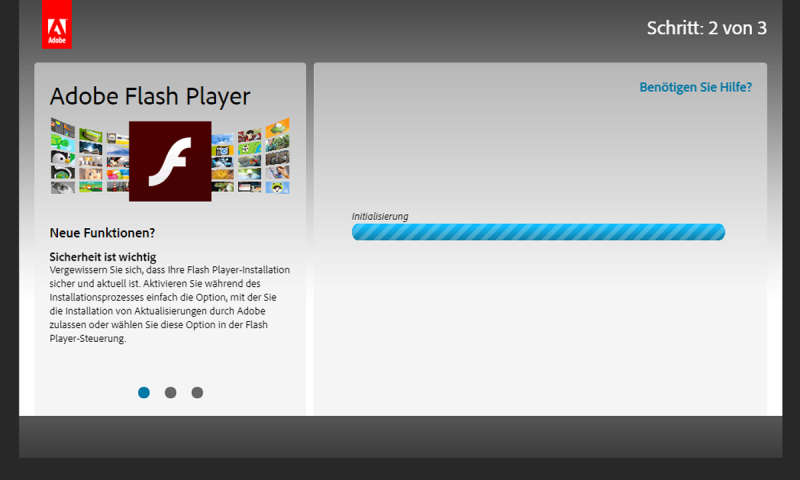 Download the latest version of Adobe Flash Player free in