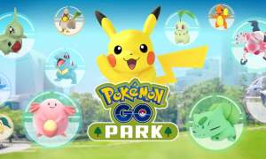 Pokémon GO Park Event in Yokohama