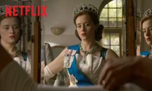 Queen Elizabeth II The Crown Staffel 2 Netflix