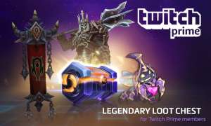 Twitch Prime Loot für Heroes of the Storm