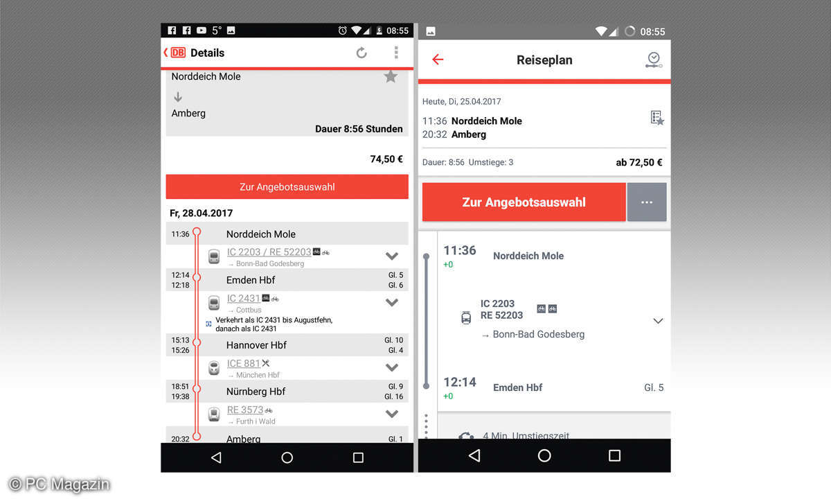 Android-Tipps