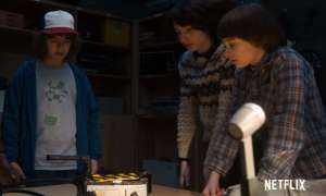 Stranger Things Staffel 3 Ankündigung
