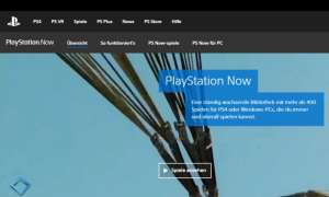 PlayStation Now Deutschland Start