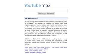 Youtube-mp3.org