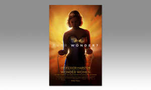Plakat Wonder Woman