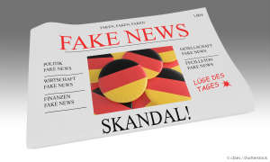 Bundestagswahl 2017: Fake-News