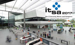 it-sa 2017 in Nürnberg