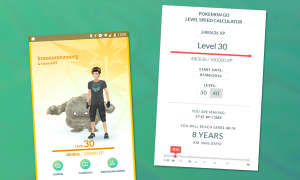 Pokémon GO Level 40 Rechner