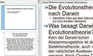 Powerpoint-Alternative: Präsentation mit OpenOffice