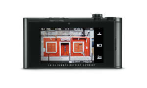 Leica TL2 Black Back Liveview
