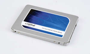 SSD - Crucial BX300