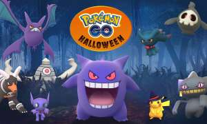 POkemon GO, 3. Generation, Halloween, Start