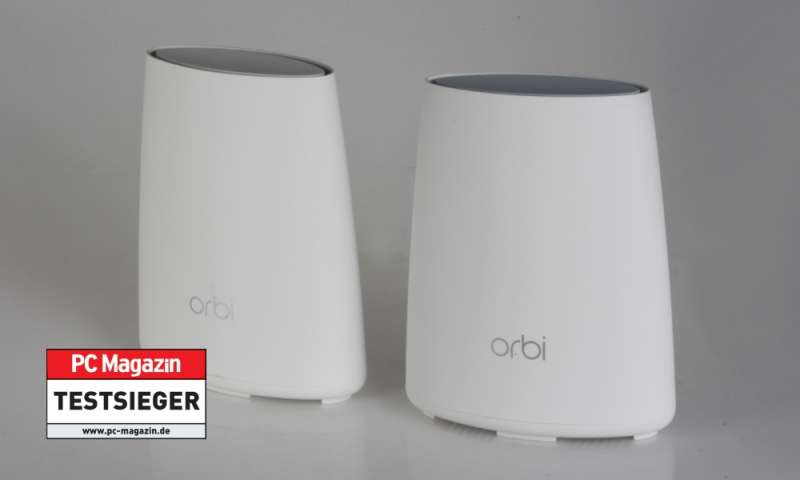 wlan mesh router bis 300 euro im test pc magazin. Black Bedroom Furniture Sets. Home Design Ideas