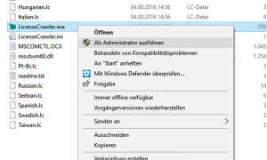 Windows 2 Go: USB-Stick installieren