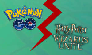 Pokemon GO vs Harry Potter Wizards Unite