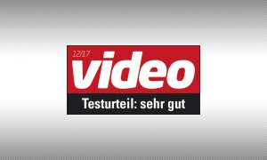 video 12-17 sehr gut Testsiegel