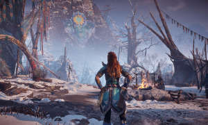 Horizon Zero Dawn: The Frozen Wilds im Test