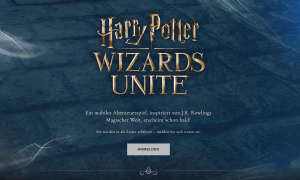 Harry Potter Wizards Unite Release