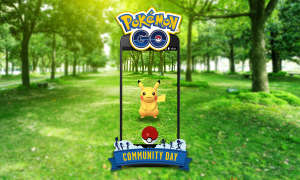 Pokemon GO Community Day Event