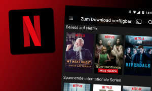 Netflix Download Probleme