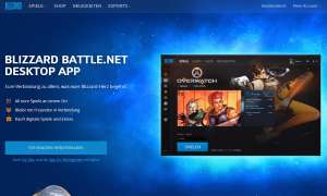 Blizzard Battle Net Launcher App Sicherheit