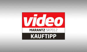 Marantz SR7012 video Kauftipp