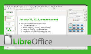 LibreOffice 6 Update Download