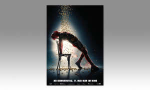 Plakat Marvel Flashdance