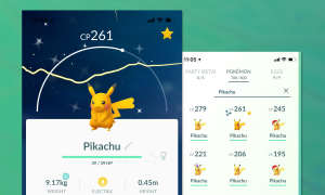 pokemon go shiny liste