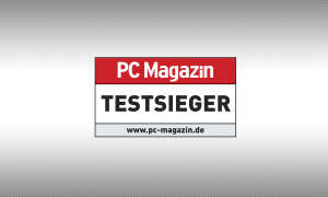 Siegel Testsieger PC-Magazin