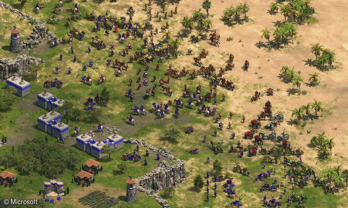 Age of Empires: Definitive Edition im Test
