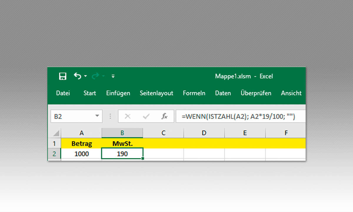 Microsoft Office - Excel