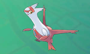 Pokemon GO Latias Raid Boss