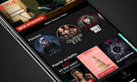 Netflix Mobile Previews Trailer am Smartphone