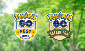 Pokemon GO Safari Zone Event Dortmund