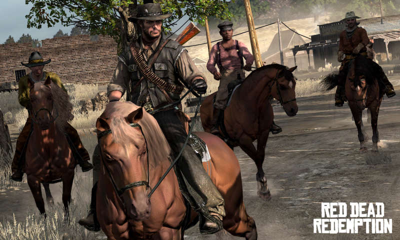 Red Dead Redemption on Xbox One X in Test: A 4K remaster is