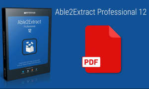 PDF-Konverter Able2Extract Professional 12